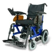 Инвалидная коляска с электроприводом «Compact» фото