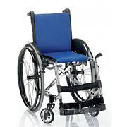 Активная коляска для инвалидов ADJ фото