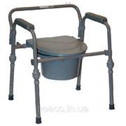 Стул для туалет для инвалидов складной фото