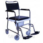 Кресло-каталка с санитарным оснащением «JBS» фотография