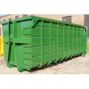 Мусорные контейнеры, бункеры, контейнеры для мусора фото