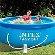 """Бассейн надувной """"Easy Set"""" 366x76см Intex 28132 с фильтр-насосом фото"""