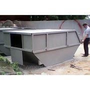 Бункер-накопитель БН-8м3 (Базовый), Закрытый-2 фото