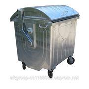 Контейнери для сміття металеві фото