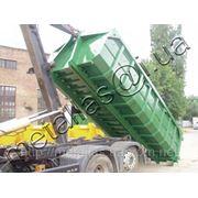 Контейнеры для мусора Днепропетровск ( проектирование, изготовление, доставка) фото