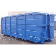 бункеры, мусорные контейнеры ОТ ПРОИЗВОДИТЕЛЯ фото