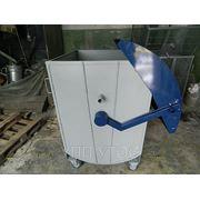 Мусорные контейнеры для ТБО фото