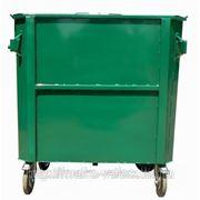 Контейнер для мусора ЕКП-1,0 фото