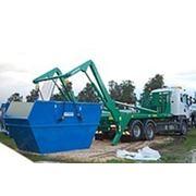 Контейнеры для строительных отходов фото