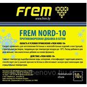 Противоморозная добавка FREM NORD-10 фото