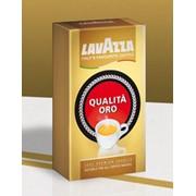 "Кофе молотый Lavazza ""Qualita Oro"" фото"