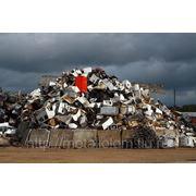 Закупаем металлолом легированных сталей с содержанием никеля (нержавейка, низколегирка), нирезист. фото