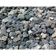 Угольный шлак фото