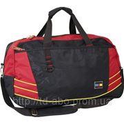 Спортивная сумка Derby 0370430,00, черно-красная фото