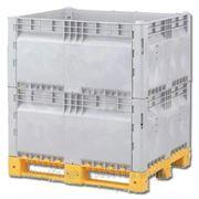 Разборные контейнеры Box pallet KitBin ХТ (сплошной) фото