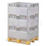Разборные контейнеры Box pallet KitBin ZТ (сплошной) фото