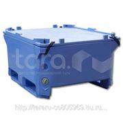 Изотермический контейнер объемом 400 литров арт. RIC-400 фото