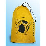 Сумка торбочка TAEKWONDO фото