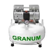 Безмасляный стоматологический компрессор GRANUM 100 фото