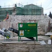 Молотковая мини дробилка М 2000 фото