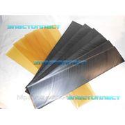 Полиуретановая пластина для набоек 500х90х5 (Твердость 94 ед. по Шору А) фото
