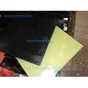 Полиуретановый лист 500Х500Х10 аналог СКУ-ПФЛ 100 (Твердость по заказу) фото