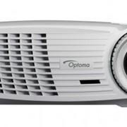 HD25-LV Optoma проектор 3D, 3200лм, Full HD (1920 x 1080), 20000:1, Белый фото