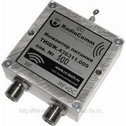 Инжектор питания L-диапазона с F разъемами фото