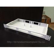 "FO-Rack КС--1U Кросс оптический 19"" фото"