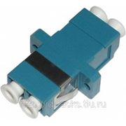 Адаптер оптический LC/PC-SM duplex фото
