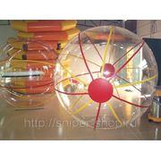 Надувной водный шар / ЗОРБ фото