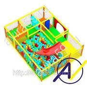 Детский игровой лабиринт. Непоседа фото