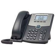 Linksys SPA512G Телефон VoiceIP 1xLine, 1xLan 10/100/1000, LCD, PoE, без бп фото