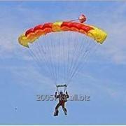 Прыжки с парашютом в Алматы фото