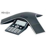 SoundStation IP 7000 (SIP) conf phone. AC pwr or 802.3af Power over Ethernet. Includes фото