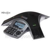SoundStation IP 6000 (SIP) conference phone. 802.3af Power over Ethernet. Expandable фото