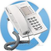 IP телефон Dialog 4420 IP Basic Telephone Set Light Grey& Dark Grey фото