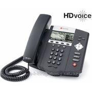 IP Телефон Polycom soundpoint ip 450 фото