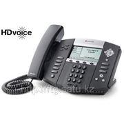 SoundPoint IP 550 SIP 4 line IP desktop phones with HD voice. фото