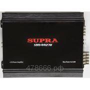 Автомобильный усилитель Supra SBD-A4270 фото