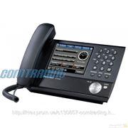 IP-телефон PANASONIC KX-NT400RU black фото