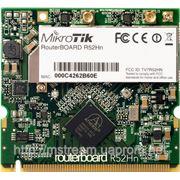R52hn MikroTik mini-pci карта фото