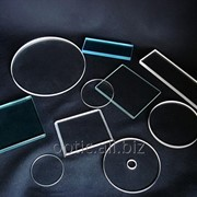 Пластины оптические фото