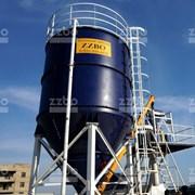 Силос цемента СЦМ-50 фото