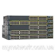 Коммутаторы Cisco Catalyst 2960-S GigabitEthernet REFURBISHED фото