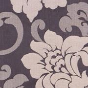 Ткань мебельная Жаккардовый шенилл Poetry fleur steel фото