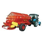 Машина для внесения минеральных удобрений и песчано-соляных смесей МТТ-4У фото