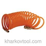 Шланг высокого давления спиральный Intertool PT-1704 фото
