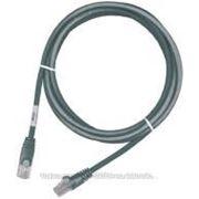 Патч-корд Molex RJ45 UTP 5e 2.0m LSZH (PCD-01003-0E) grey фото