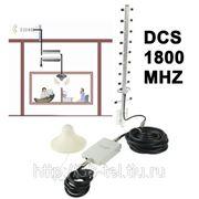 Усилитель сигнала DSC 1800 Mzh + антенны (внутренняя, внешняя) фото
